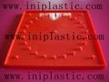 帶橡皮觔的幾何釘板|塑膠模具|塑料模具|塑膠工模 4