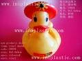 頭部帶圈鴨|重鐵鴨|釣魚鴨子|塑料鴨|PE鴨|PP鴨 17