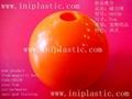 磁力球|磁性球|寵物玩具廠家海綿球小丑鼻子 1