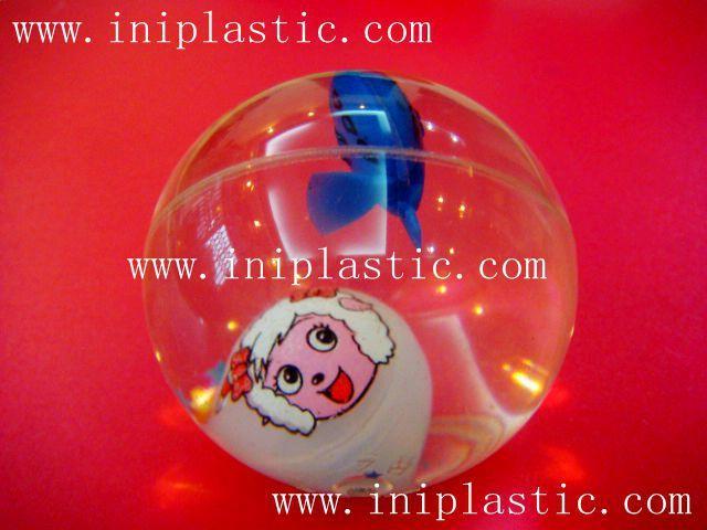 磁力球|磁性球|寵物玩具廠家海綿球小丑鼻子 5