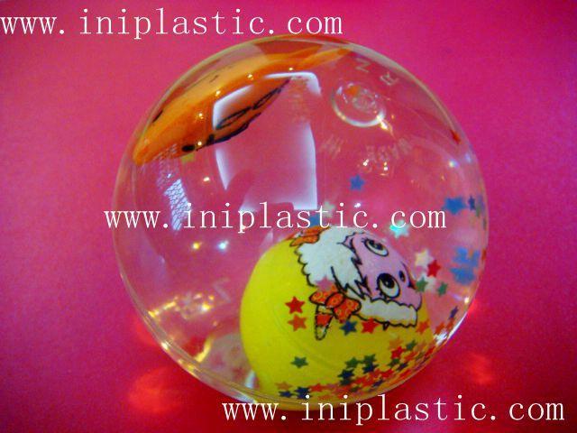 磁力球|磁性球|寵物玩具廠家海綿球小丑鼻子 6
