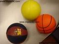 磁力球|磁性球|寵物玩具廠家海綿球小丑鼻子 13