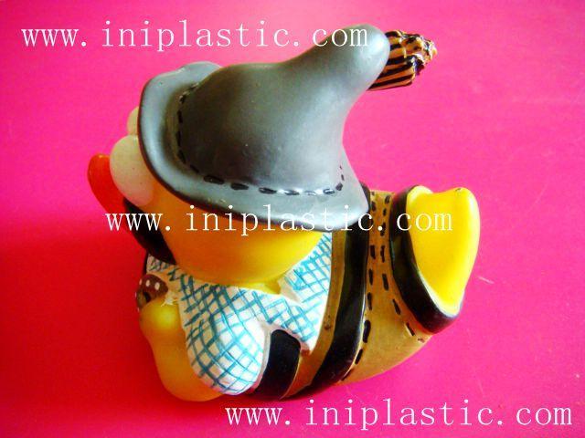 戴墨鏡鴨子|戴眼鏡鴨子|墨鏡浮水鴨子|太陽眼鏡鴨 3