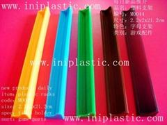 塑胶字母支撑条塑料支架