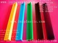 塑膠字母支撐條塑料支架 15