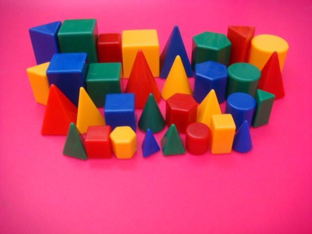 三稜錐 四稜錐 五稜錐 六稜錐 八稜柱 八稜錐 三稜柱 四稜柱 五稜柱 六稜柱 11