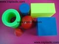 四棱锥体|课堂用品|教辅器材|教辅用品|教辅材料 3
