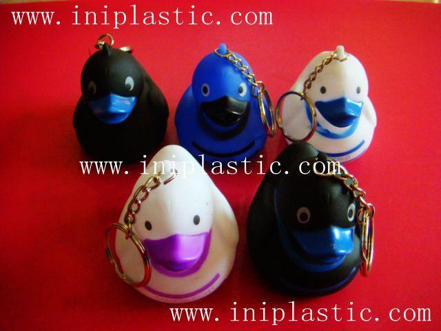 鸭子钥匙扣||鸭子钥匙礼品|小鸭子钥匙圈|锁匙扣|锁匙链 10