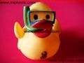 潜水鸭|闪光鸭|发光鸭|LED