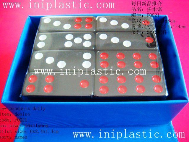 domino  dominoes plastic tiles number tiles game