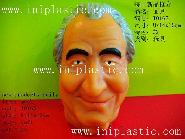搪胶公仔 搪胶创意模型 搪胶创意人物门挡 中山玩具厂 20