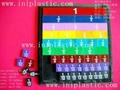 彩虹分数圆|拼板|彩虹分数砖 15
