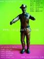 vinyl Diggaz vinyl figurines vinyl creature vinyl monk