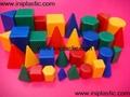 海綿立體幾何體|EVA 立體幾
