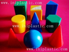 透明塑料量杯|量筒|幾何形狀測量容器|液體測量器皿