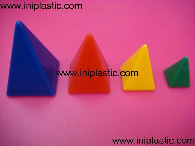 四棱锥体|课堂用品|教辅器材|教辅用品|教辅材料 1