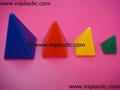 pyramid rectangular Pyramid  quadrangular pyramid mold plastic injection molds