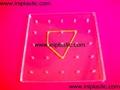透明幾何釘子板 4