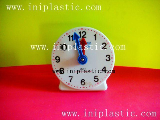 4英寸教学钟学生学习钟模型 8