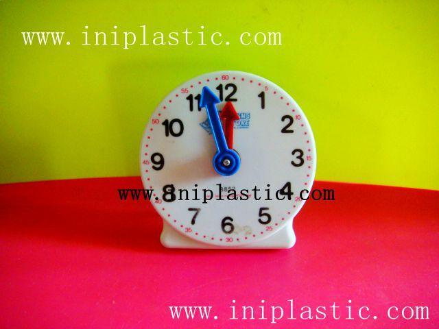 4英寸教学钟学生学习钟模型 11