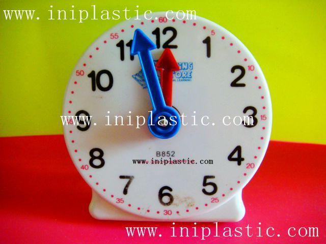 4英寸教学钟学生学习钟模型 1