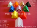 plastic card clips card stands paper clips plastic clips