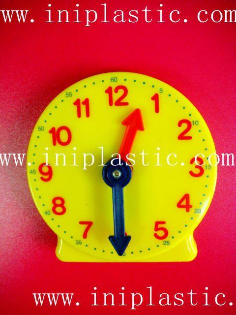 4英寸教学钟学生学习钟模型 13