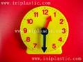 4英寸教学钟学生学习钟模型 15