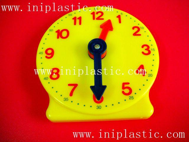 4英寸教学钟学生学习钟模型 16