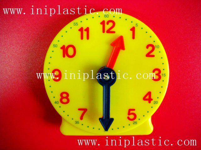 4英寸教学钟学生学习钟模型 19
