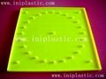 plastic  geo baord double sided geo board geometric board transparent GEO board