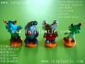 sports man pawns box runner figurines  sportsman pawns