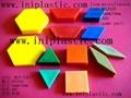 Arabic rainbow fraction tiles Arabian fraction tiles bear teddy bear