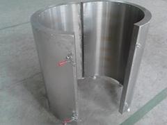 不鏽鋼油桶加熱爐