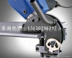 电动气动管道平板两用坡口机(倒角机)TKF1500