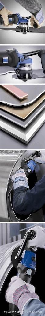 电动气动多用途坡口机(倒角机)TKA500 4