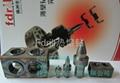 汽車零部件傢具等薄管鑽孔連接專用Fdrill牌熱熔鑽