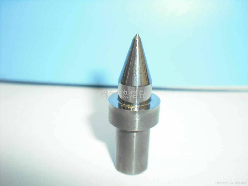 公制M6×0.5mm热熔钻FDRILL