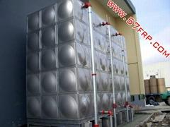 不鏽鋼焊接水箱