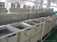 PVC水洗槽