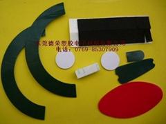 各種EVA膠貼材料加工