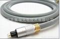 TOSLINK数字音频光纤线 1
