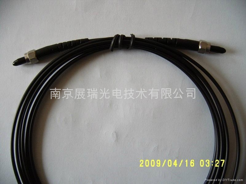 SMA905塑料光纤跳线 1