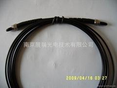 SMA905塑料光纖跳線