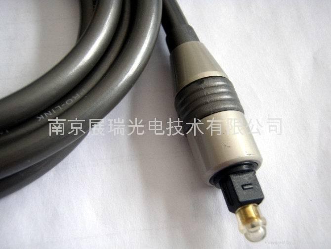TOSLINK数字音频光纤线 4