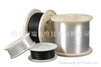 PMMA单支塑料光纤裸纤 3