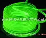 通体发光光纤 侧光光纤 1