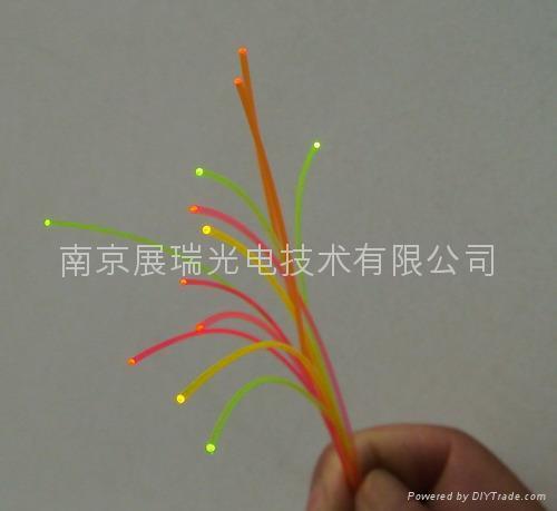 弹弓瞄点用荧光光纤 2