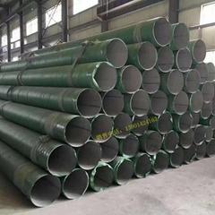 污水廠用SUS304不鏽鋼焊接管