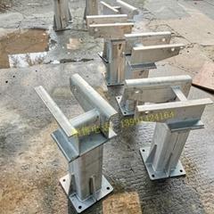 戴南钢板激光下料再焊接加工